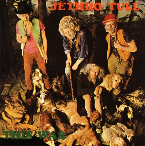 Resenha: Jethro Tull - This Was (1968)
