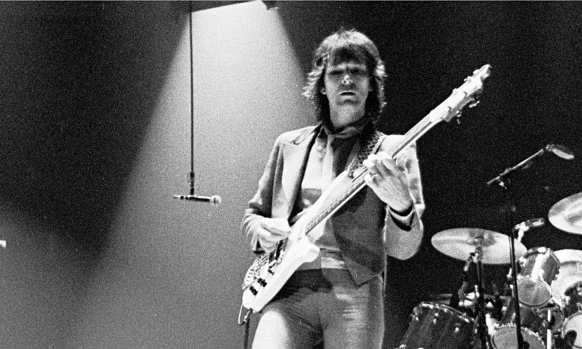 Chris Squire in 1978.
