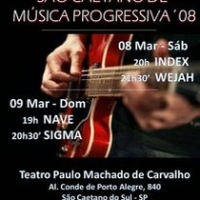 Festival São Caetano de Música Progressiva 2008