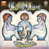 Resenha: Gentle Giant - Three Friends (1972)