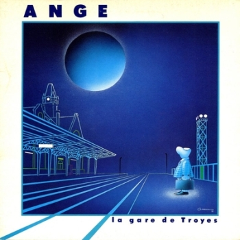 1983 - La Gare De Troyes