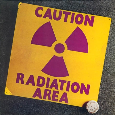 1974 - Caution Radiation Area