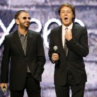Ringo Starr E Paul McCartney Apresentam Jogo Dos Beatles Em Feira Nos EUA