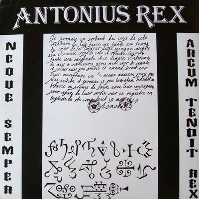 1974 - Neque Semper Arcum Tendit Rex