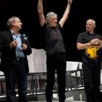 Pink Floyd Se Reúne Em Show Em Londres