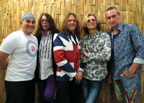 Roine Stolt com o Flower Kings (2014)