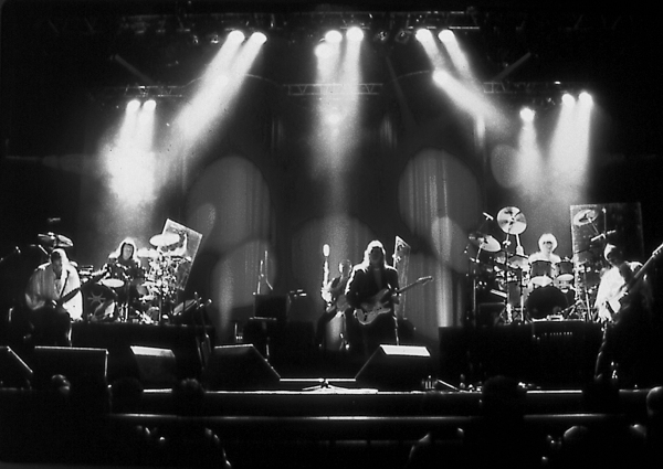 King Crimson ao vivo em 1995
