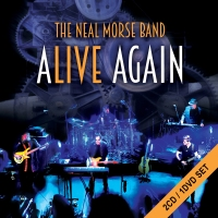 Resenha: The Neal Morse Band - Alive Again